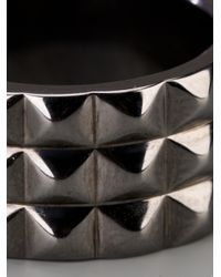 Stephen Webster | Metallic Rhodium Silver Stud Ring for Men | Lyst