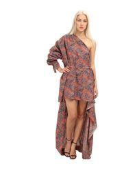 Vivienne Westwood Gold Label - Red Luna Dress - Lyst