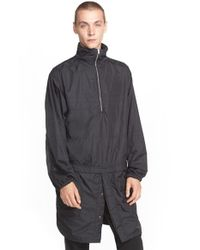 Alexander Wang - Black Quilted Anorak for Men - Lyst