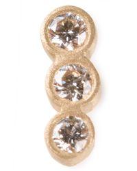 Sophie Bille Brahe - Metallic Flacon Trois Earrings - Lyst