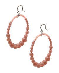 Chan Luu | Pink Earrings | Lyst