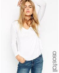 ASOS | Black The New Forever T-shirt With Long Sleeves | Lyst