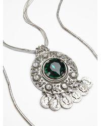 GOLDBARR - Metallic Isla Mujeres Necklace - Lyst