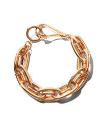 Henri Bendel - Metallic Henri Link Bracelet - Lyst