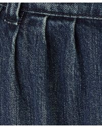 Paul by Paul Smith | Blue Denim Tailored Turn Up Jean | Lyst
