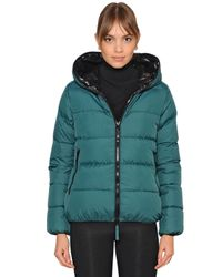 Duvetica - Blue Thia Opaque Nylon Down Jacket - Lyst