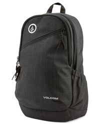 Volcom - Black Substrate Backpack for Men - Lyst