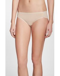 Natori | Natural 'bliss Fit' Bikini | Lyst