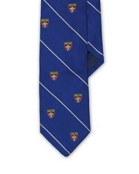 Pink Pony | Blue Polo Madison Classic Tie for Men | Lyst