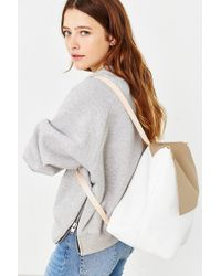 Cold Picnic - Natural Colorblock Backpack - Lyst