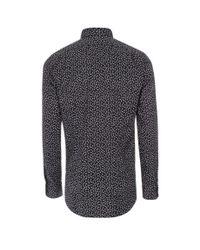 Paul Smith - Men's Black 'ants' Print Shirt for Men - Lyst