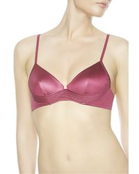 La Perla | Pink Underwired Bikini Top | Lyst