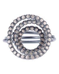 Maria Black | Metallic 'lenox' Ring | Lyst