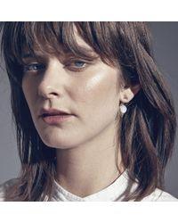 Jenny Bird - Metallic Nova Backdrop Earrings - Lyst