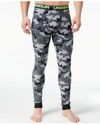 Under Armour - Gray Amplify Camo Leggings for Men - Lyst