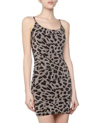 Yummie By Heather Thomson | Multicolor Carine Jaguarprint Slimming Slip | Lyst