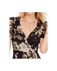 Denim & Supply Ralph Lauren | Multicolor Floral-print Wrap Maxi Dress | Lyst