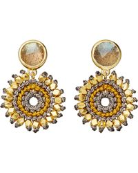 Astley Clarke | Metallic Biography Calypso Sonatina Drop Earrings - For Women | Lyst