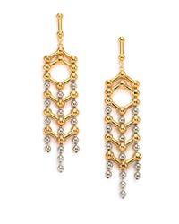 Giles & Brother - Metallic Apache Drop Earrings - Lyst