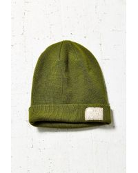 The North Face | Green Dock Worker Beanie | Lyst