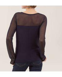 Hobbs | Blue Livia Sweater | Lyst