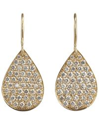 Irene Neuwirth - Metallic Gold & Diamond Small Pear - Lyst