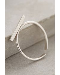 Anthropologie | Metallic Dash Ring | Lyst