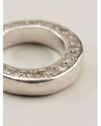 Rosa Maria - Metallic Chazadia Ring - Lyst