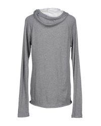 GAUDI - Gray Sweatshirt for Men - Lyst