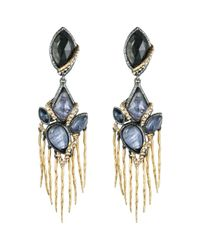 Alexis Bittar | Blue Dark Phoenix Dangling Tassel Clip You Might Also Like | Lyst