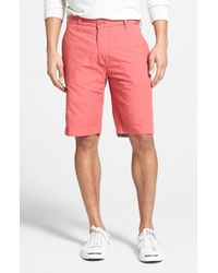 Tailor Vintage | Pink Reversible Shorts for Men | Lyst