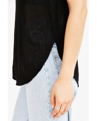 Project Social T - Black Andy Tank Top - Lyst