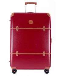 Bric's | Red 'bellagio' Rolling Trunk for Men | Lyst