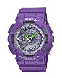 G-Shock - Purple 'x-large Big Combi' Watch - Lyst