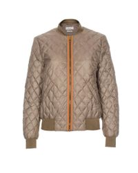 Paul Smith - Natural Quilted Bomber Jacket  - Lyst