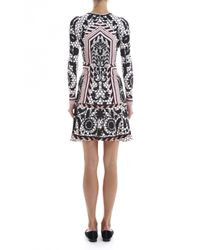 Temperley London - Black Tishka Mini Dress - Lyst