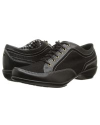 Aetrex - Black Lauren Lace-up Oxford - Lyst
