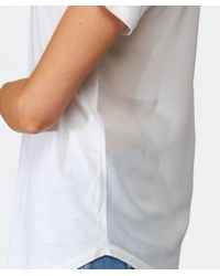 2nd Day - White Mang T-shirt - Lyst