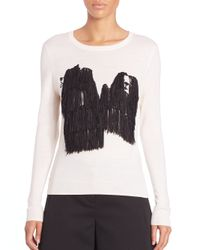 Opening Ceremony - White Komondor Sweater - Lyst