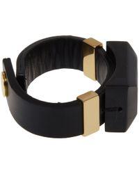 Marni - Black Horn Bracelet - Lyst
