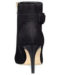 Marc Fisher | Black Tailynn Booties | Lyst