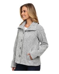 Patagonia - Gray Better Sweater Swing Jacket - Lyst