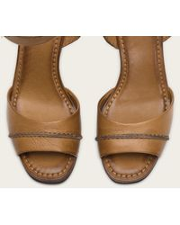 Frye | Brown Patricia Wedge 2 Piece | Lyst