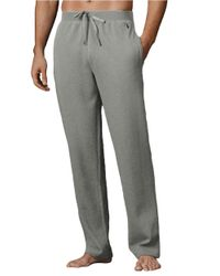 Polo Ralph Lauren | Gray Thermal Pajama Pants for Men | Lyst