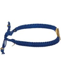 Tai - Blue Lucky Eye Bracelet - Lyst