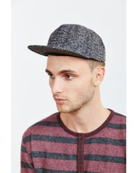 Timberland | Black Paladio Snapback Hat for Men | Lyst