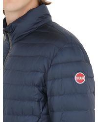Colmar - Blue Punk Super Light Nylon Down Jacket for Men - Lyst
