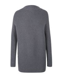 Dorothee Schumacher | Gray Soft Embrace Pullover 1/1 | Lyst