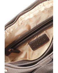 Liu Jo | Brown 'andromeda' Shoulder Bag | Lyst