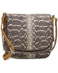 Vince Camuto | Multicolor Baily Fabric Crossbody | Lyst